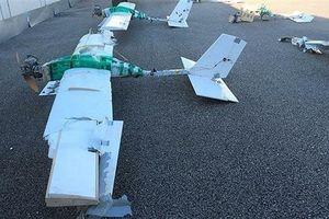 Quân đội Syria đánh chặn và bắn hạ một phi đội thiết bị bay không người lái