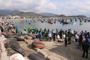 BĐBP Khánh Hòa vì môi trường biển xanh, sạch, đẹp, văn minh
