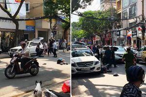 Điều tra vụ hỗn chiến gây náo loạn đường phố khiến 2 người bị thương