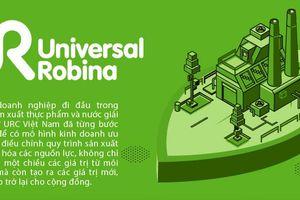 URC Việt Nam kinh doanh thành công từ nỗ lực phát triển bền vững với môi trường