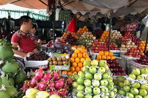 Nhập rau quả tăng gấp 4,5 lần xuất khẩu