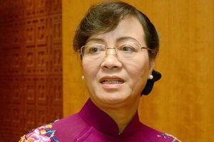 Bà Nguyễn Thị Quyết Tâm: Ông Đoàn Ngọc Hải đã thiếu tôn trọng bản thân !