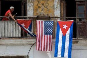 Ông Trump tung thêm đòn mới nhằm vào Cuba
