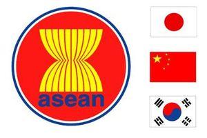 ASEAN+3 trước thách thức 4.0