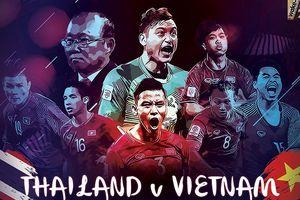 Thái Lan vs Việt Nam, trận đấu đầy duyên nợ (King's Cup 2019, 19h45)