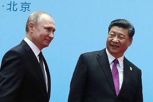 Trung - Nga 'thăng hoa' nhờ Mỹ?