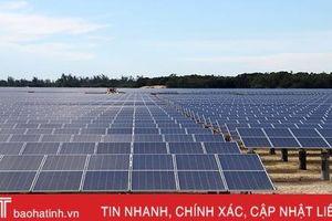 Ngày 25/6, Nhà máy điện mặt trời Cẩm Hòa sẽ chính thức phát điện lên lưới quốc gia