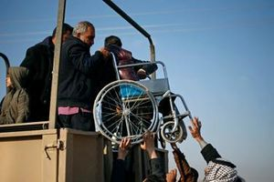 Bi kịch của người khuyết tật trong hành trình đến miền đất hứa