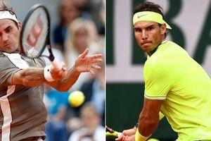 Nadal đại chiến Federer ở trận 'chung kết sớm' tại Roland Garros