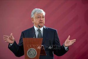Tổng thống Mexico tin tưởng đạt được thỏa thuận thuế quan với Mỹ trước thời hạn chót