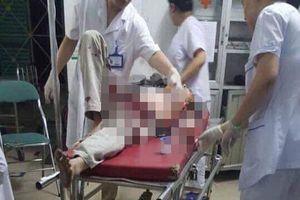 Hà Nội: Con rể dùng dao đâm bố mẹ vợ nguy kịch