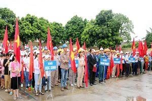 Lào Cai: Phát động tháng hành động vì môi trường năm 2019