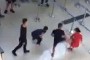 Nam thanh niên say rượu hành hung nhân viên sân bay Thọ Xuân