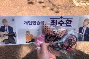 Đây là cách người mẹ tuyệt vời của Choi Suhwan quảng bá cho con trai khi tham gia 'Produce X 101'