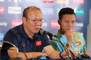 HLV Park Hang Seo: 'Việt Nam vẫn là số 1 Đông Nam Á'