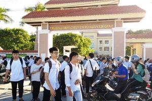 Lùm xùm thi lớp 10 tại Quảng Bình: Yêu cầu công an vào cuộc điều tra