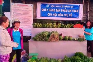 An Khê (Gia Lai): Quầy hàng sản phẩm an toàn' thúc đẩy sản xuất, tiêu dùng thực phẩm sạch