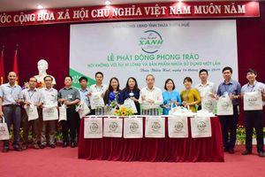 Thừa Thiên Huế: Nỗ lực chống rác thải nhựa