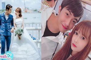 'Thánh' Streamer Cris Phan tung ảnh cưới ngọt ngào bên hotgirl FAPTV Mai Quỳnh Anh, chính thức tuyên bố là 'chồng người ta'