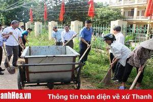Hội Nông dân tỉnh ra quân hưởng ứng Ngày Môi trường thế giới