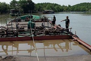 TP.HCM đấu tranh chống nạn khai thác cát trái phép trên địa bàn