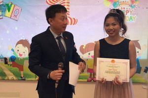 Lớp học Tiếng Việt 'Quê hương' tại Ekaterinburg (Nga)