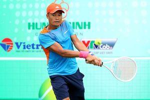 Chấn thương, Hoàng Thành Trung xin bỏ cuộc tại VTF Masters 500-2