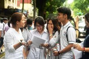 Hơn 6.000 cán bộ coi thi trung học phổ thông quốc gia tại Hà Nội