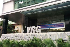 VRG: Lãi giảm, dù có lợi thế quỹ đất lớn