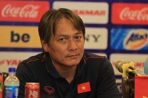 Trợ lý HLV ĐT U23 Việt Nam Nguyễn Văn Đàn: 'Đây là cơ hội với tất cả cầu thủ có khả năng tham dự SEA Games'
