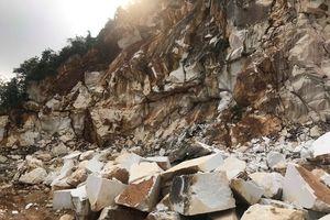 Nghệ An: Khoan đá nổ mìn, một lao động thiệt mạng