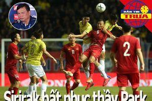 HLV tuyển Thái Lan 'bất phục'; Ronaldo ghi hat-trick thứ 53