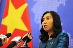 Bộ Ngoại giao: Việt Nam không có ý định thao túng tiền tệ