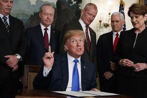 TT Trump dọa đánh thuế thêm 300 tỷ USD hàng hóa Trung Quốc
