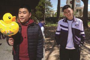 Nam sinh Đà Lạt lột xác sau khi giảm gần 25 kg trong vòng 2 năm