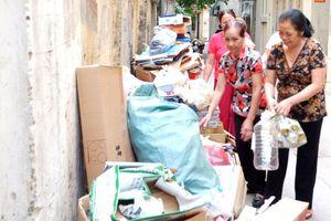 Phụ nữ quận Hà Đông: Những mô hình mới chống rác thải nhựa, túi nilon