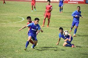 Trẻ Hà Nội bám sát Lâm Đồng ở bảng A giải hạng Nhì Quốc gia 2019
