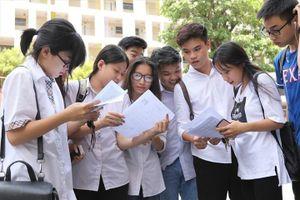 Đáp án bài thi tổ hợp vào lớp 10 ở Nghệ An