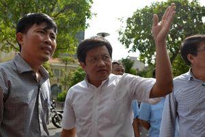 UBND TP.HCM đang xử lý đơn từ chức của ông Đoàn Ngọc Hải