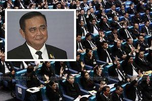 Ông Prayut Chan-ocha được bầu làm Thủ tướng mới của Thái-lan