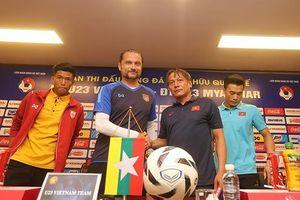 U23 Việt Nam có sự chuẩn bị tốt cho trận gặp U23 Myanmar