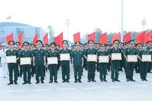 Bộ tư lệnh Bảo vệ Lăng Chủ tịch Hồ Chí Minh: Sơ kết 5 năm Cuộc vận động 'Phát huy truyền thống, cống hiến tài năng, xứng danh Bộ đội Cụ Hồ'