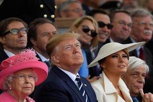 Thấy gì qua chuyến thăm Anh của Tổng thống Trump?