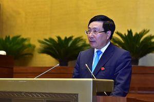 PTT Phạm Bình Minh: GDP có thể giảm 6.000 tỷ vì khủng hoảng Mỹ - Trung