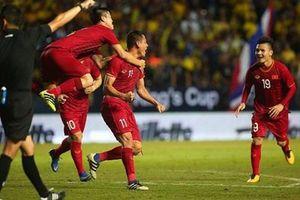 HLV Park Hang-seo: 'Chúng tôi tự hào vì thắng Thái Lan ngay trên sân khách'