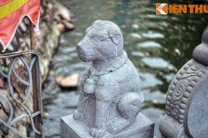 Điều bí ẩn về ngôi đền thờ 'thần chó' giữa trung tâm Hà Nội