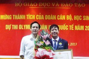 Người thầy của học trò thành tích cao