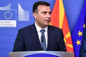 Thủ tướng Zoran Zaev: EU chậm đàm phán có thể gây nguy hại cho Bắc Macedonia