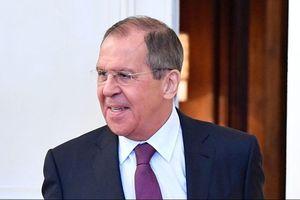 Ngoại trưởng Lavrov công bố lý do việc phương Tây sẵn sàng trừng phạt Nga