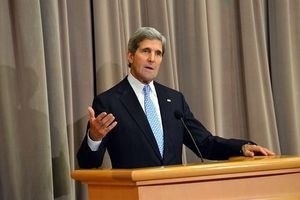 Ông John Kerry từng đề nghị Nga tổ chức cuộc trưng cầu dân ý thứ hai về Crimea